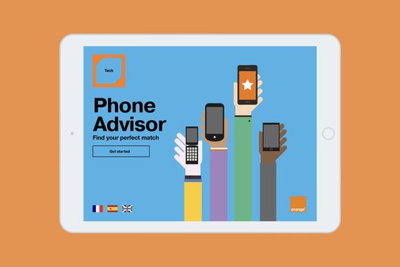 Orange Phone Advisor