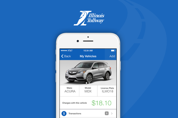 Illinois Tollway | Mobile Tolling App