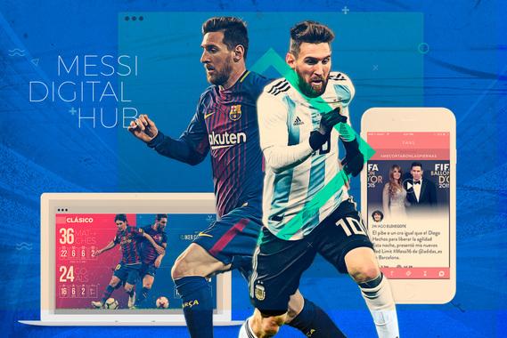 Messi Digital Hub