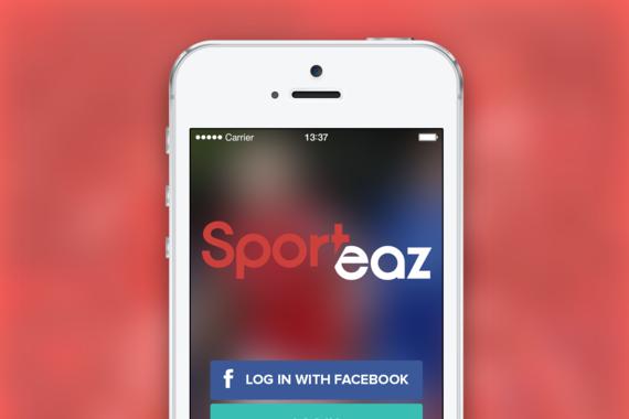 Sporteaz iOS