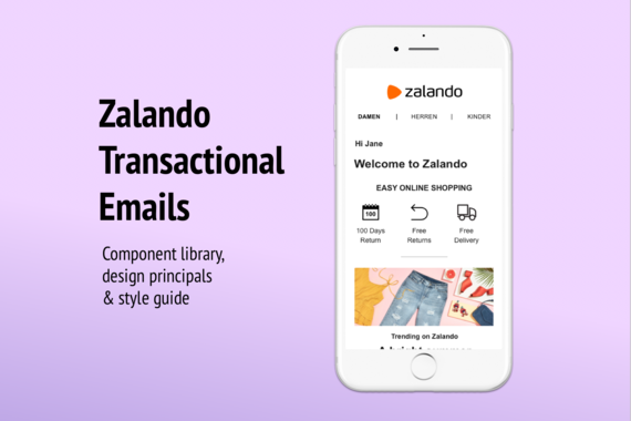 Transactional Email Style Guide