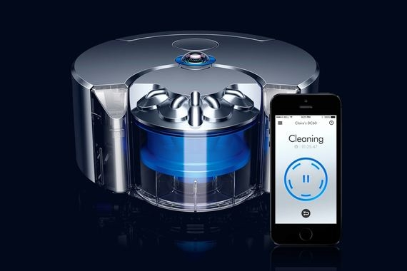 Dyson - A Connected App for Dyson's Smart Devices