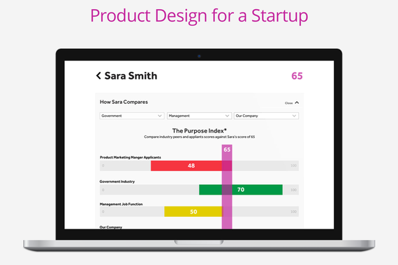 Product Design for a Startup
