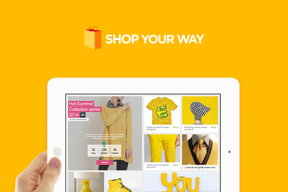 Shop Your Way Site