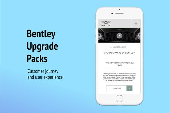 Bentley Upgrade Packs