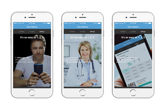 Swedish Virtual Care App