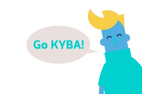 Go KYBA! - Web Animations