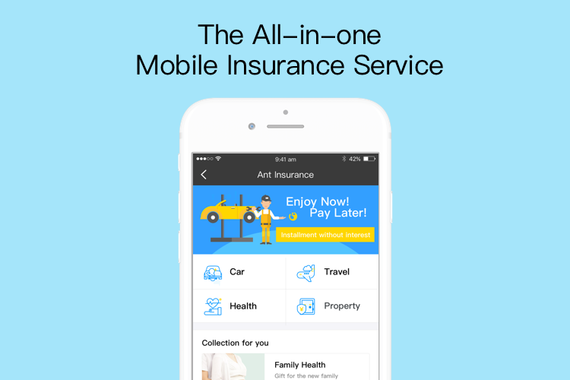 The Mobile Insurance Service