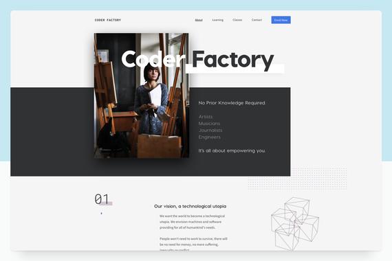 Coder Factory