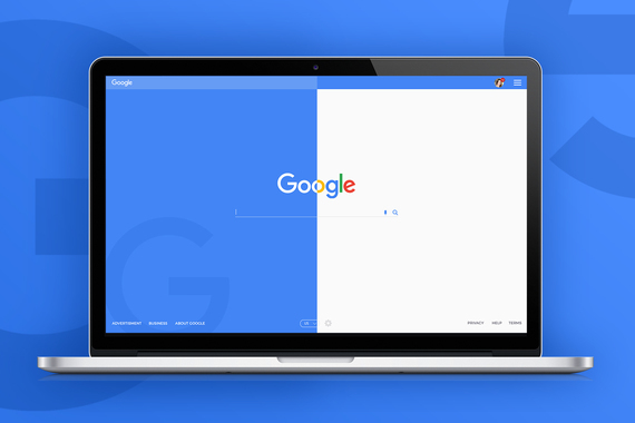 Google - Search Engine Redesign