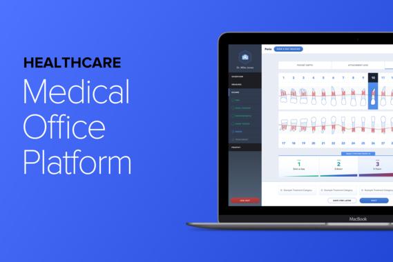 SaaS Medical Platform | Web UX and UI