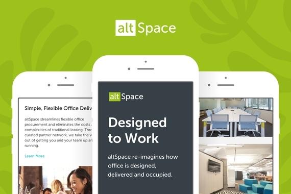 altSpace | Custom Office Design