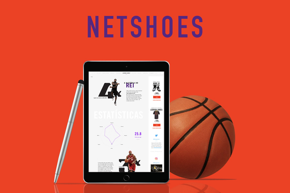Netshoes | Content eCommerce