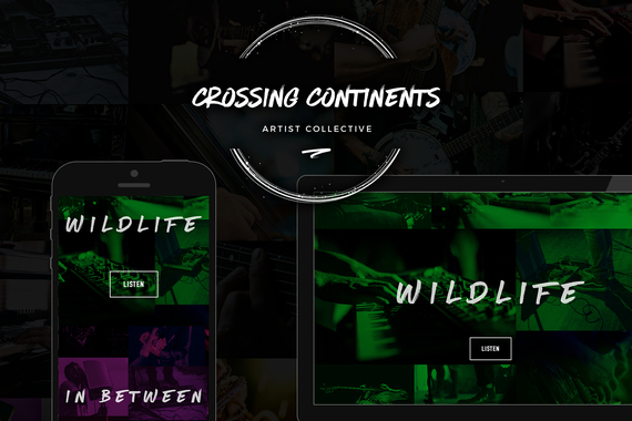 Crossing Continents Artist Collective