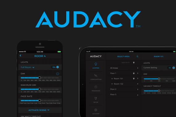 Audacy Wireless Lighting System