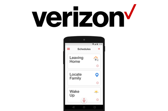 Verizon Connected Home and Voice UI
