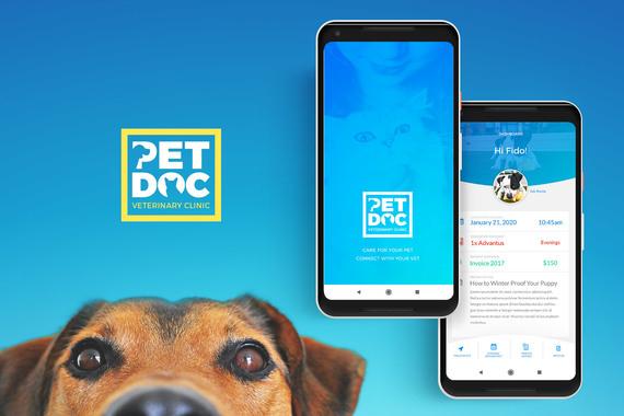 Pet Doc App