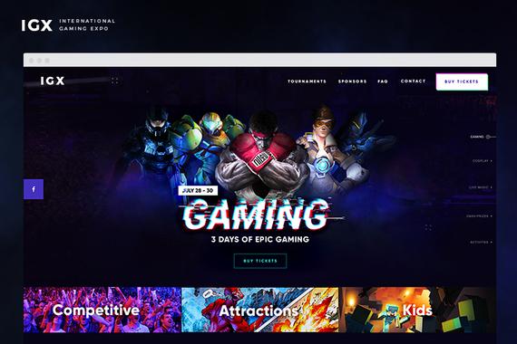 IGX – International Gaming Expo
