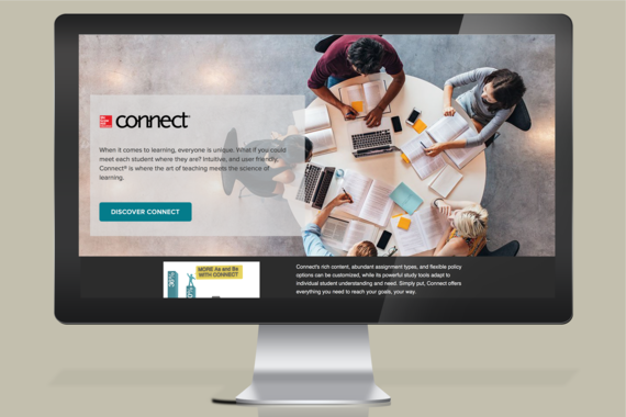 Adding Search to McGraw-Hill Education's Connect