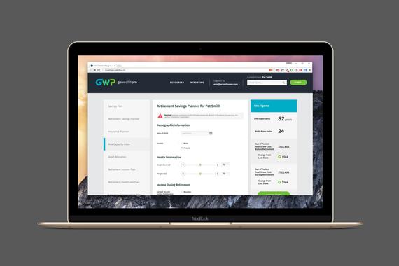 GoWealthGo - A Tool for Financial Advisors (2014)