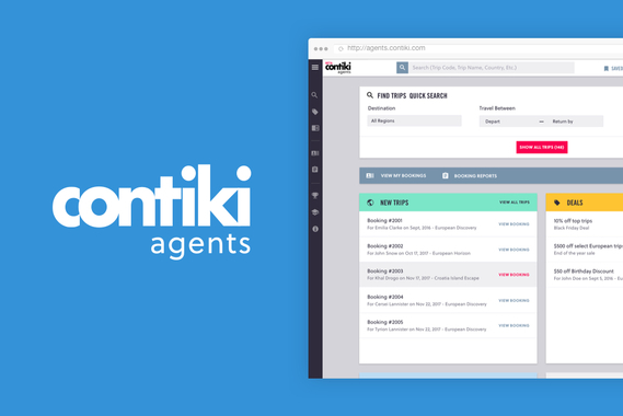 Contiki Agents