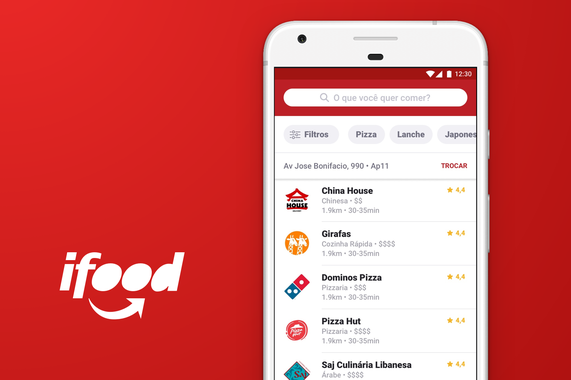 iFood – App Redesign and Further Tweaks