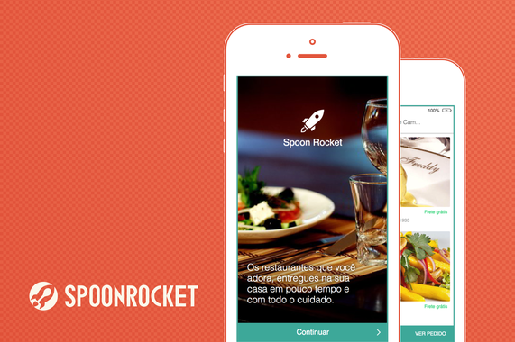 Spoon Rocket – A Food App to Fill a Niche Market