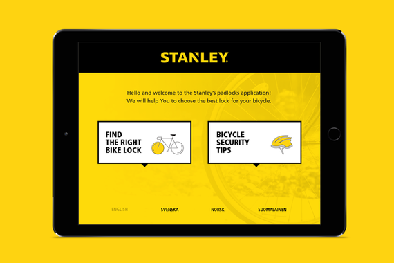 Stanley Lock Finder