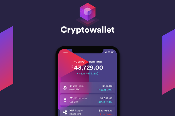 Wallet for Cryptopayments