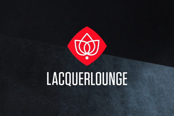 Lacquer Lounge   Branding