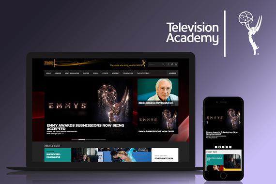 Emmys.com | UX, Design, Creative Direction