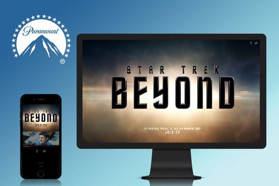 Paramount Pictures   Digital Movie Marketing