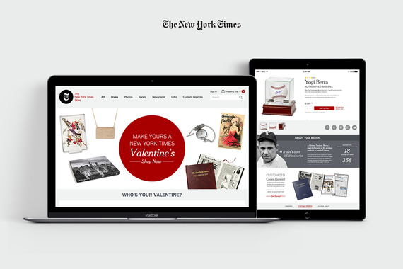 New York Times Store