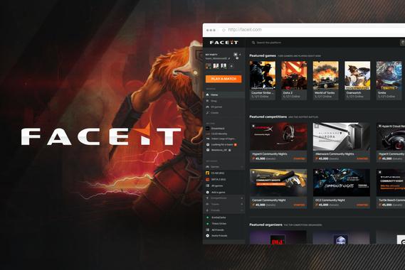 FACEIT Web Platform