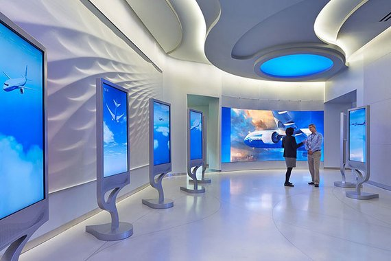 Boeing Customer Experience Center