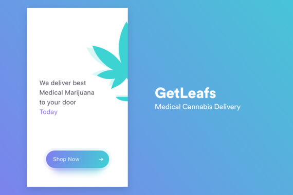 Getleafs - On Demand Medical Cannabis Delivery