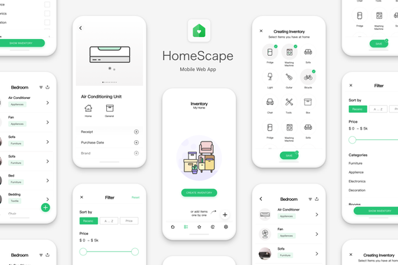 Home Scape App