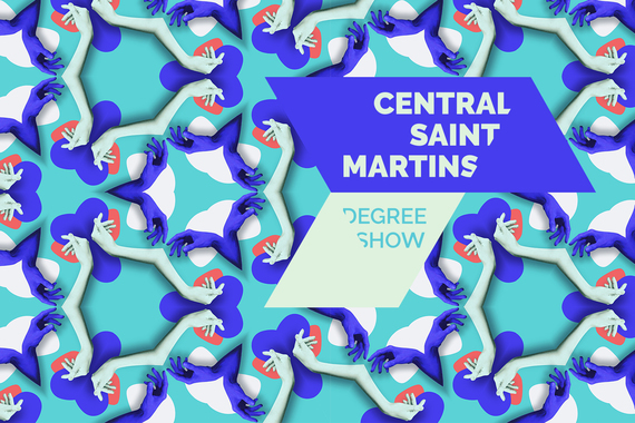 Central Saint Martins Degree Show 2016: Event Identity
