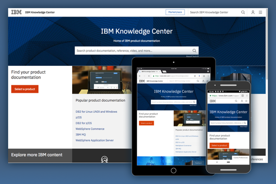 IBM Knowledge Center