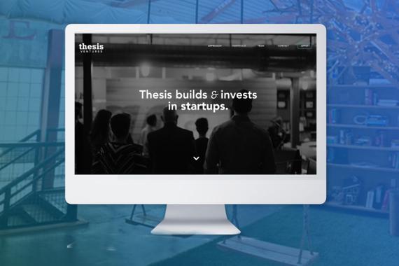 Thesis Ventures