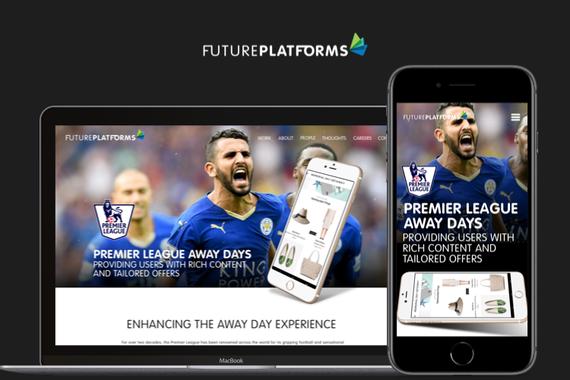 Future Platforms Website