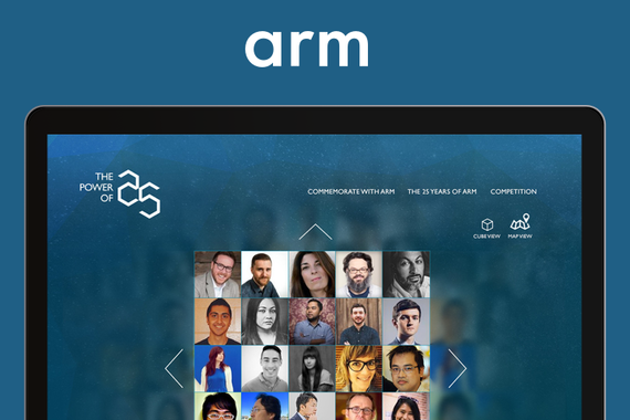 25 Years of ARM