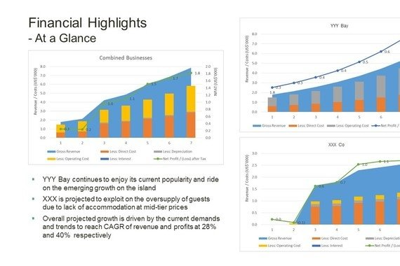Investor Deck and Hybrid Financing