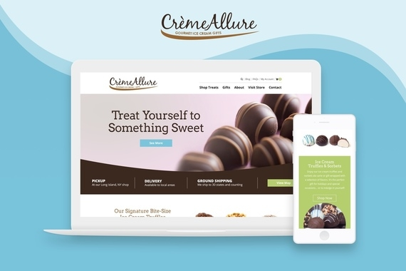 Creme Allure Gourmet Ice Cream and Gifts