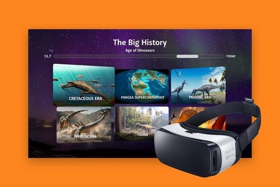 Virtual Reality |History Museum's Deep Dive Immersive Experience