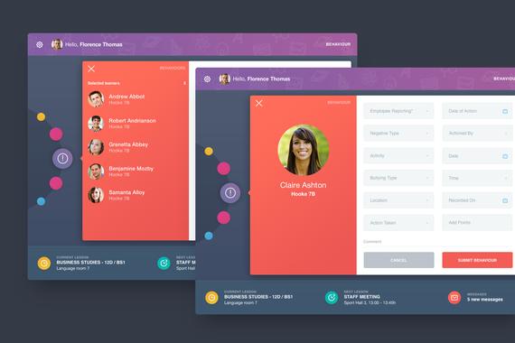 EduLink - Online Platform for Schools
