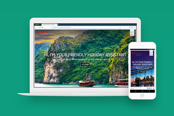 TUI Virtual Travel Assistant