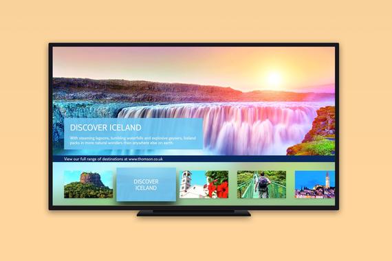 Thomson (TUI) Apple TV App