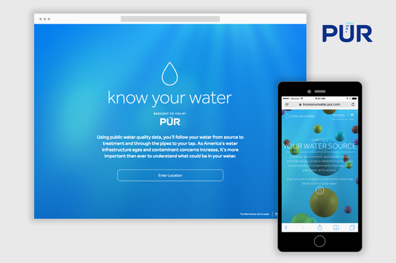 PUR | Know Your Water