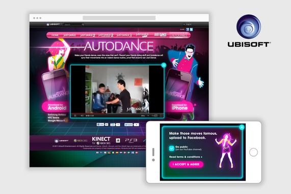 Ubisoft | Autodance
